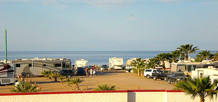 The Beach at El Golfo Resort | El Golfo Beach Resort
