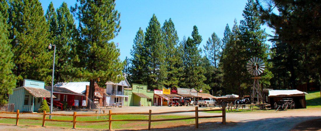 Colorado River Adventures - Ghost Mountain Ranch Camping