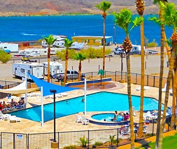 Havasu Springs Resort Camping Colorado River Rv Parks