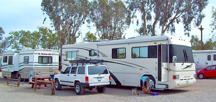 RV Camping at Lake Havasu RV Resort | Lake Havasu City