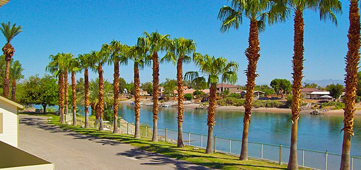 Northshore RV Resort in Needles California | Colorado River