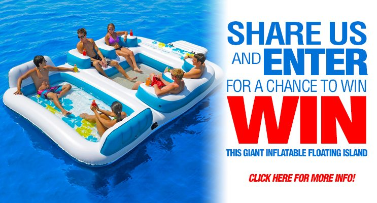 Giant Floating Island Contest